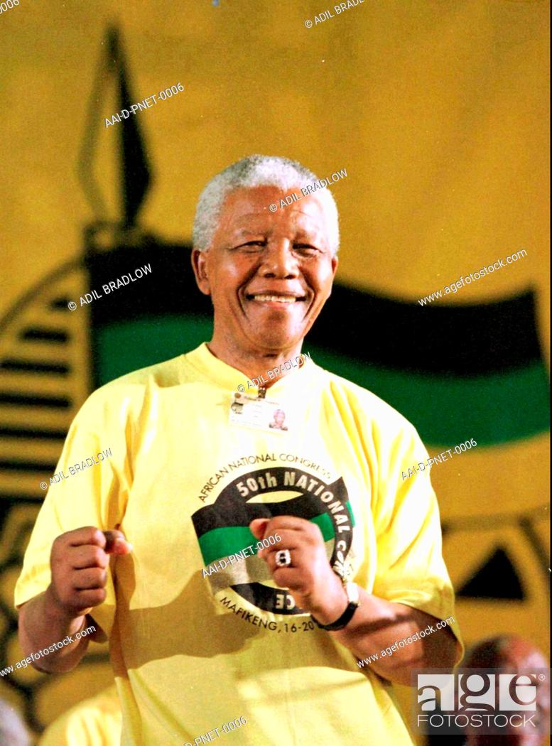 Toi Toing South African And African National Congress Anc