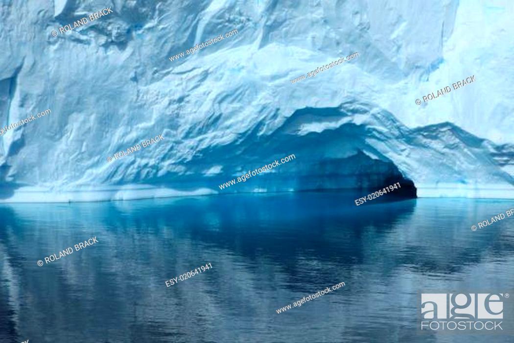 Photo de stock: Die Antarktis.