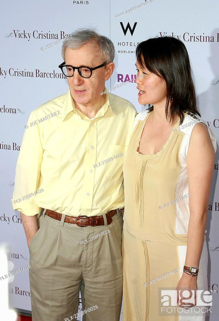 Vicky Cristina Barcelona Premiere Writer Director Woody Allen