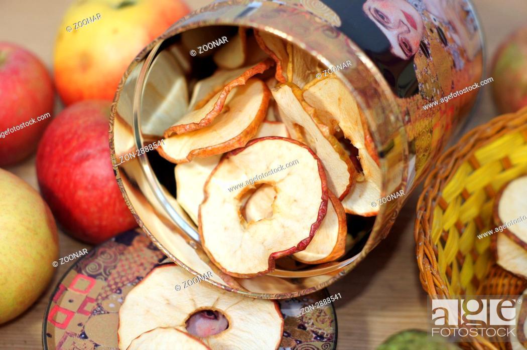 Stock Photo: Trockenfrüchte.