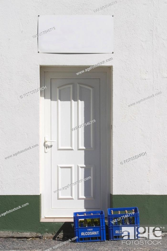 Stock Photo: architecture, barricade, appearance.
