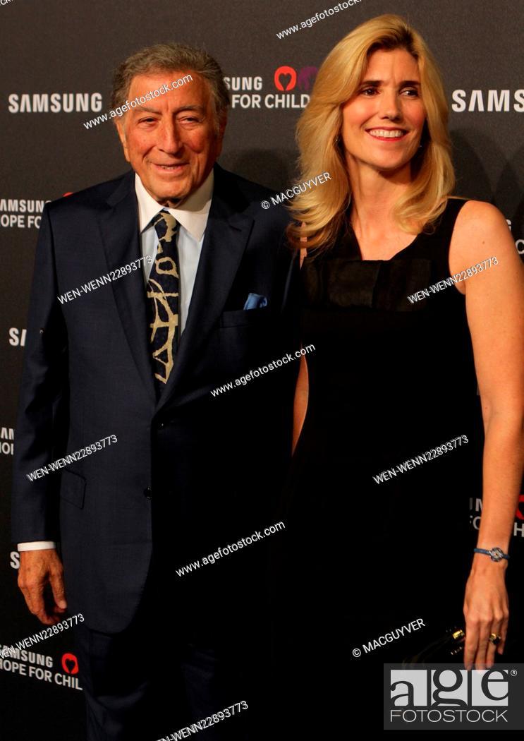 Samsung Hope For Children Gala held at the Hammerstein Ballroom