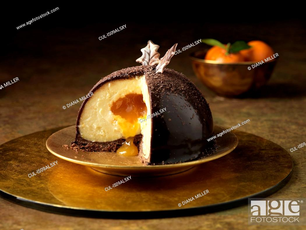 Stock Photo: Festive bombe.