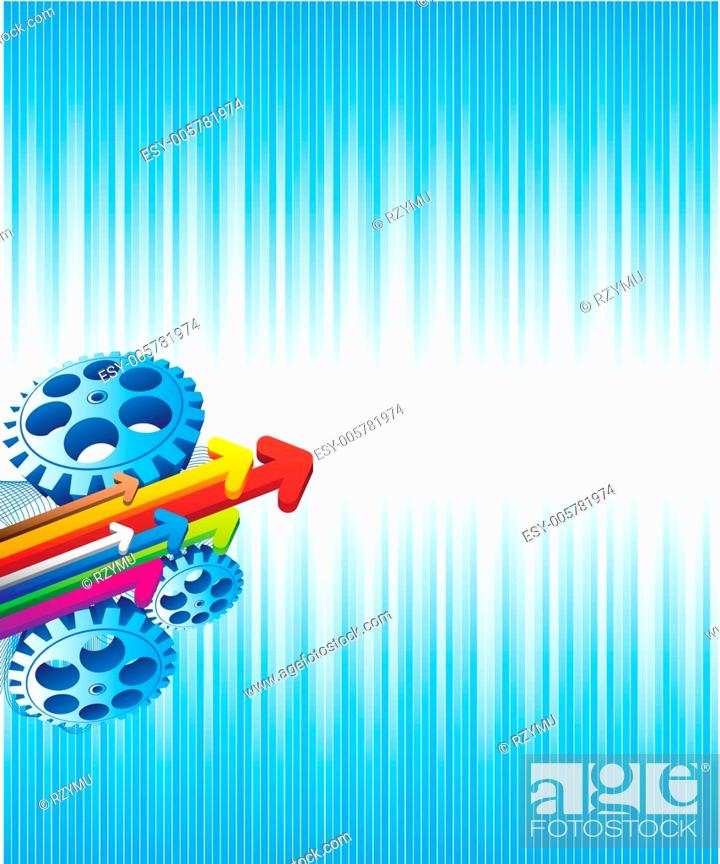 Stock Vector: Abstract background.