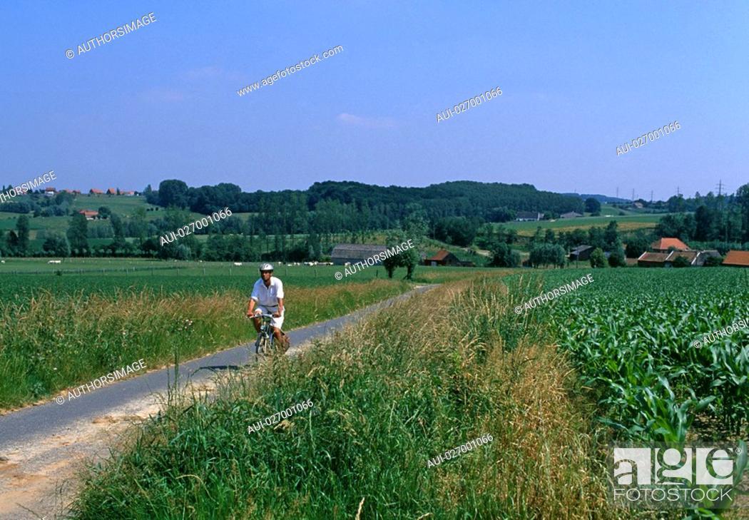 Stock Photo: Belgium - Flanders - Flemish Ardennes.