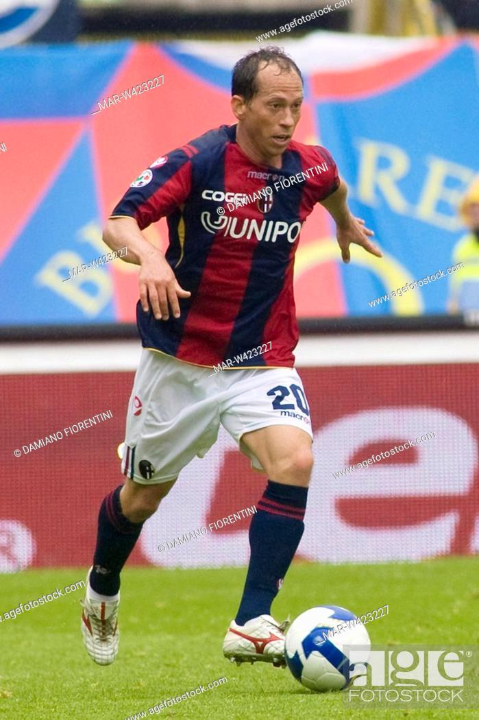 Adailton Bologna 2009 Serie A Football Championship 2008 2009 Bologna Genoa Stock Photo Picture And Rights Managed Image Pic Mar W423227 Agefotostock