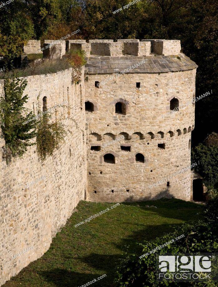 Imagen: Blick zur Südost-Bastion.