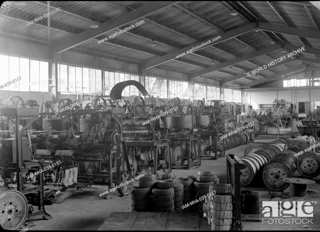 Jewish factory in Palestine on Plain of Sharon & along the
