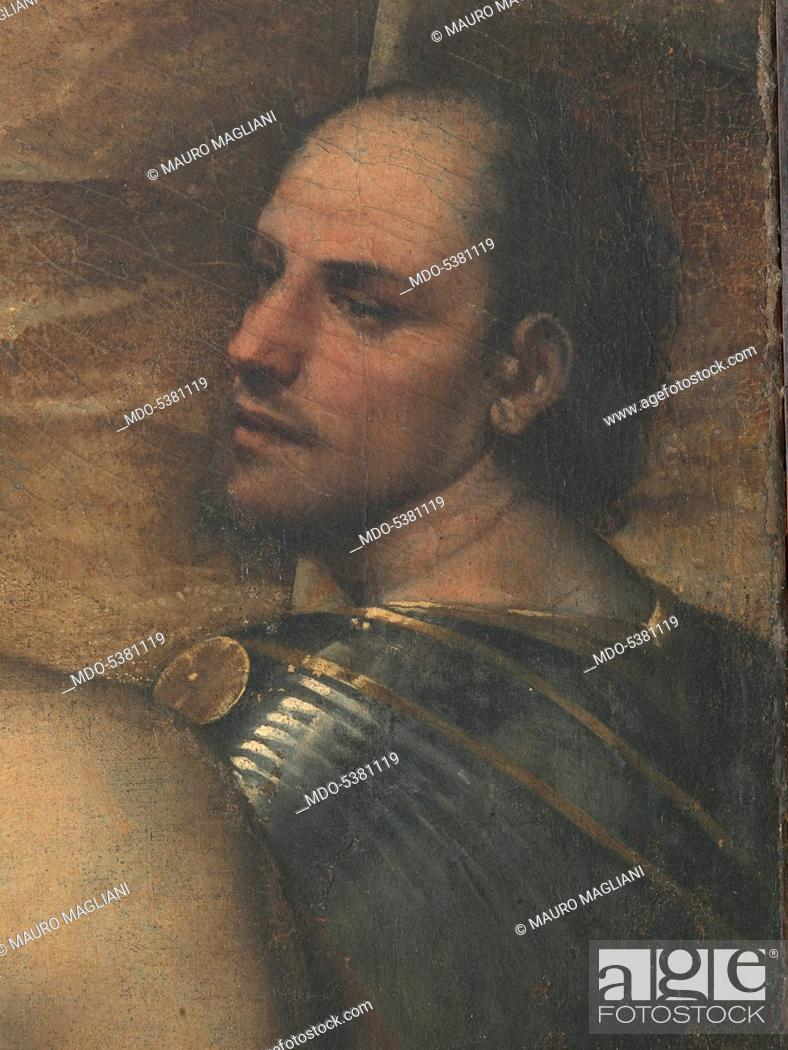 Imagen: Saint John Chrysostom Altarpiece (Pala di San Giovanni Crisostomo), by Sebastiano del Piombo, 1510, 16th Century, oil on canvas, 165 x 200 cm.