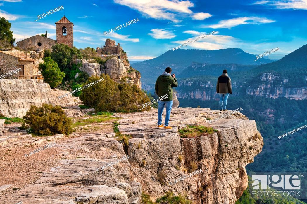 Imagen: Ciurana de Tarragona village, Siurana, Tarragona Province, Catalonia, Spain, Europe.