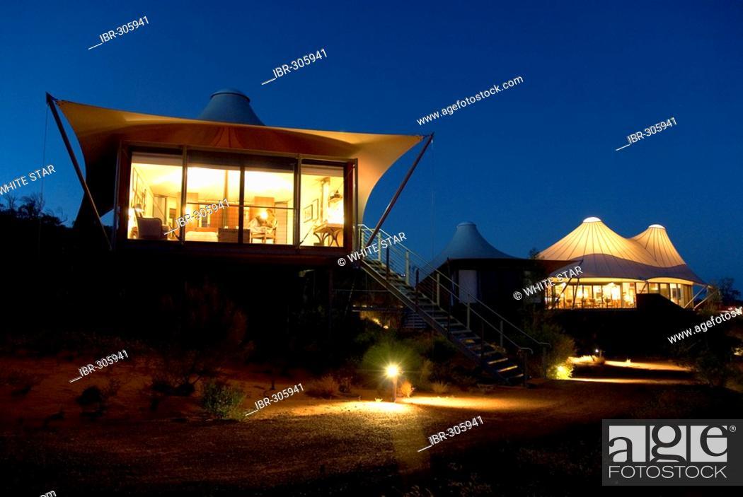 Ayers Rock Resort Hotel Longitude 131 Luxury Camp At The