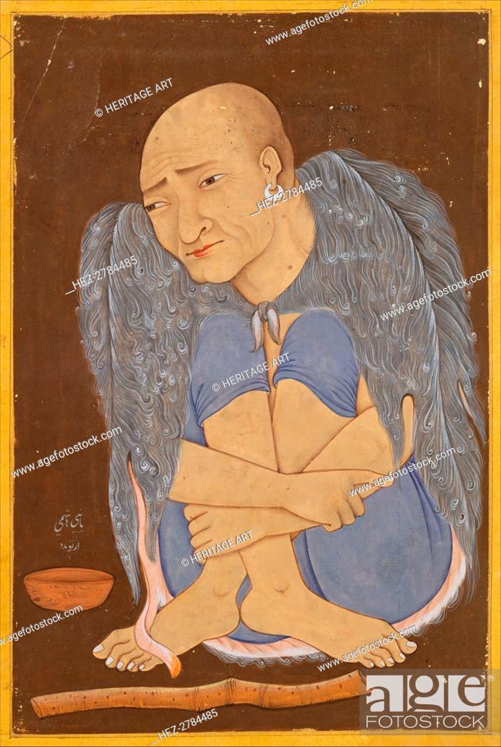 Imagen: Portrait of a Sufi, first quarter 17th century. Creator: Unknown.
