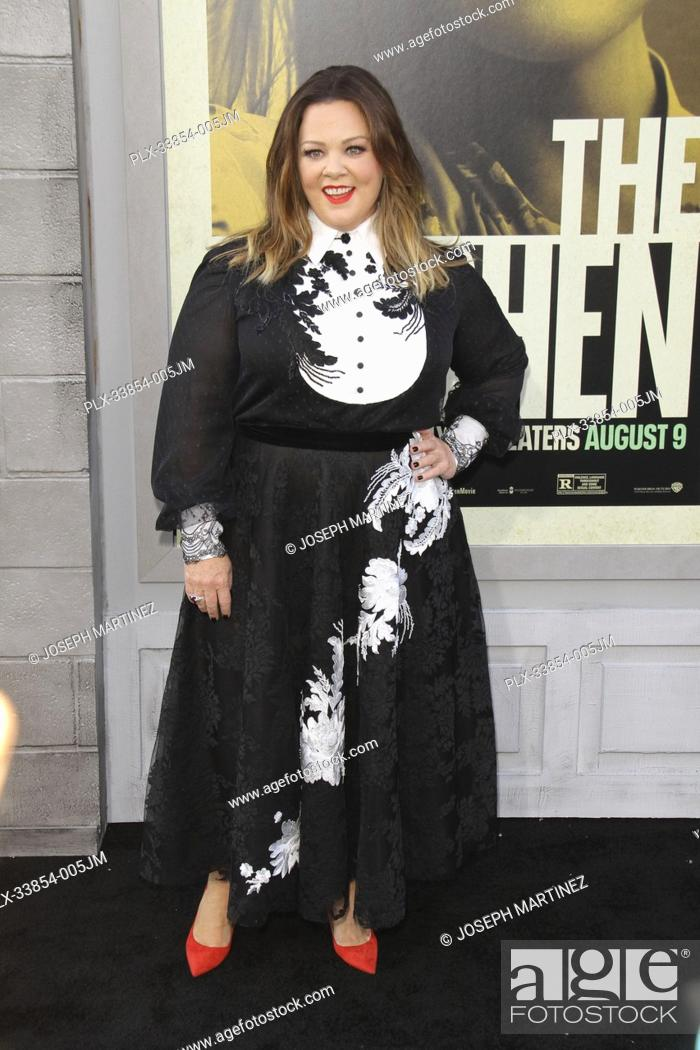"Stock Photo: Melissa McCarthy at Warner Bros. Pictures' """"The Kitchen"""" Premiere held at the TCL Chinese Theatre, Los Angeles, CA, August 5, 2019."