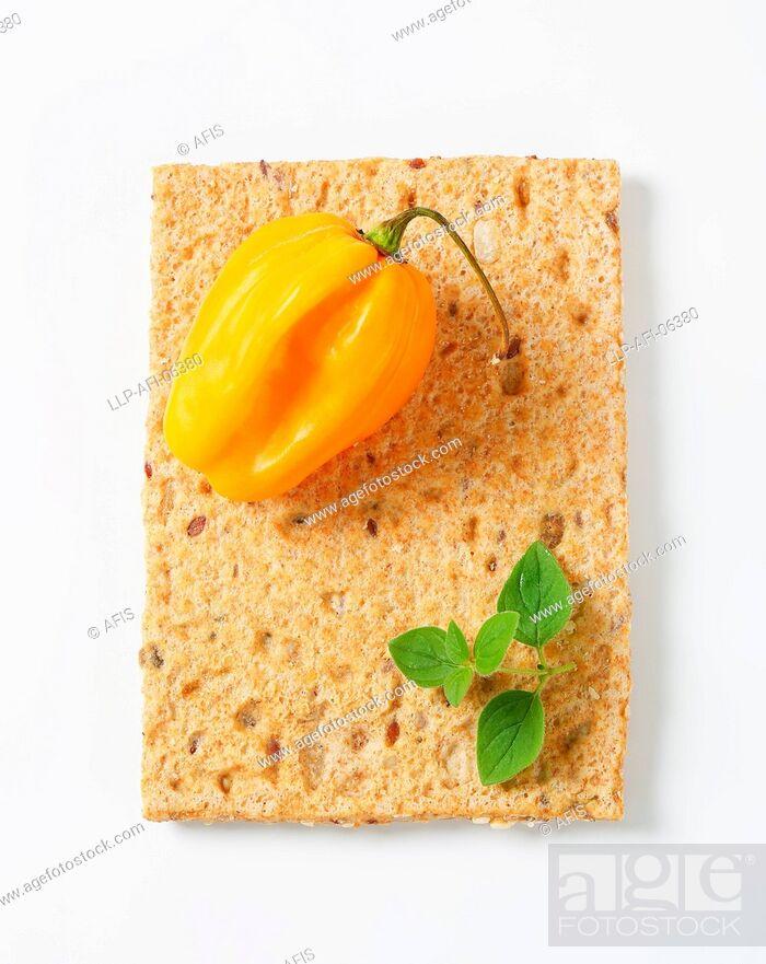 Stock Photo: Multi seed cracker.