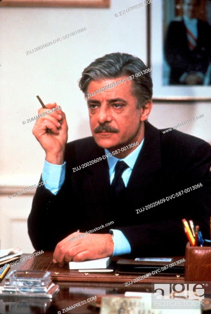 Stock Photo: 1992, Film Title: ONCE UPON A CRIME, Director: EUGENE LEVY, Studio: MGM, Pictured: GIANCARLO GIANNINI. (Credit Image: SNAP/ZUMAPRESS.com).