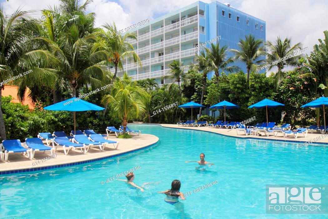 Curacao Netherlands Antilles Dutch Piscadera Bay Hilton Curacao