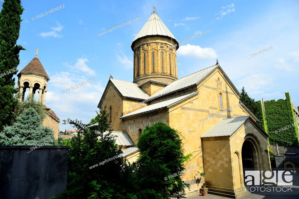 Imagen: Cathedral of Sioni, Tbilisi, Georgia.