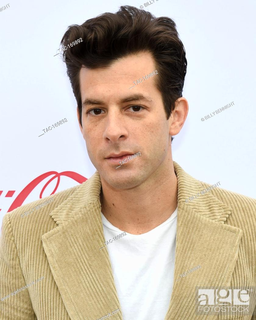 """Stock Photo: Mark Ronson attends the 6th Annual """"""""Gold Meets Golden"""""""" Party Hosted by Nicole Kidman and Nadia Comaneci at The House On Sunset in Hollywood January 5, 2019."""