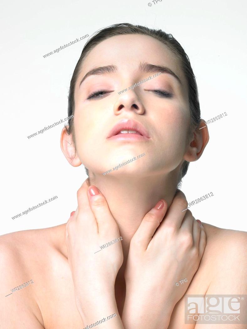 Stock Photo: Smooth Skin.