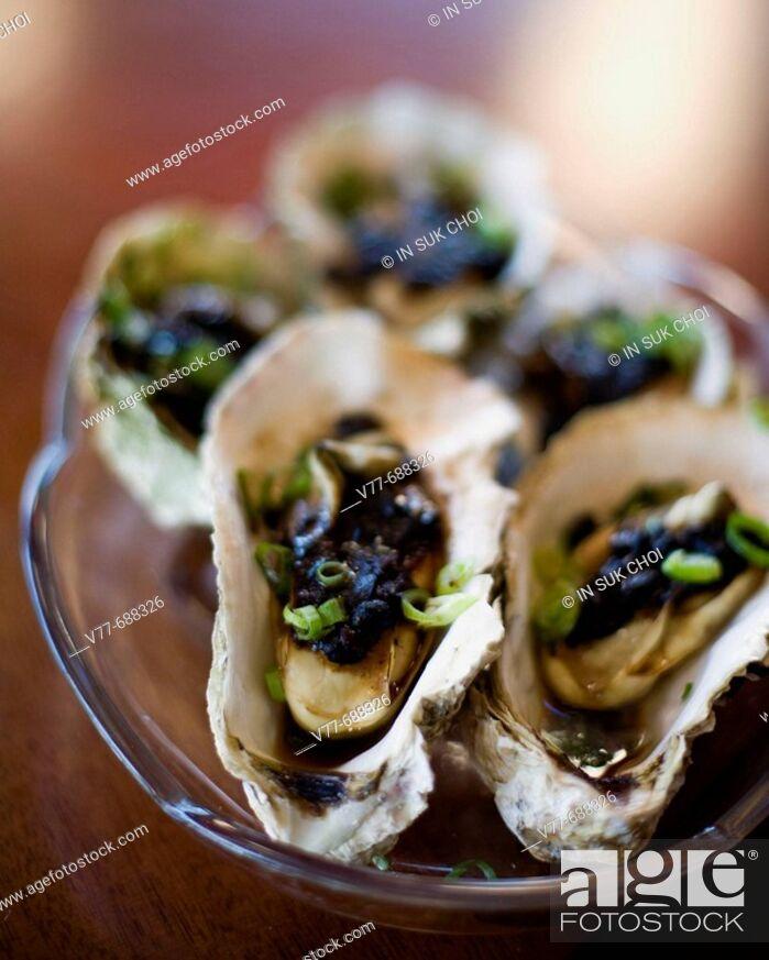Stock Photo: Japanese food.