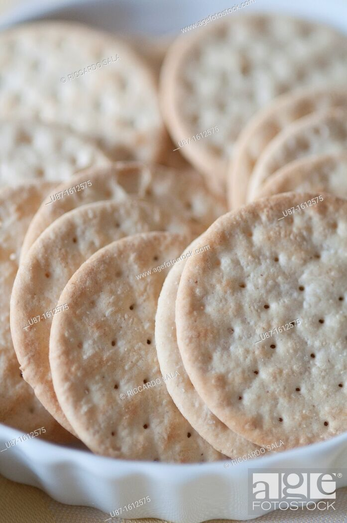Stock Photo: Cracker.