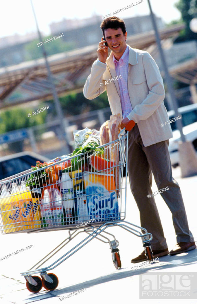 Stock Photo: Shopping.