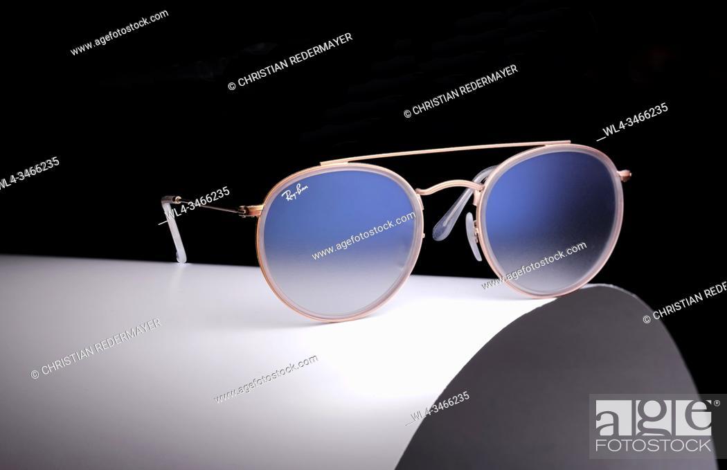Stock Photo: Ray Ban style sun shades.
