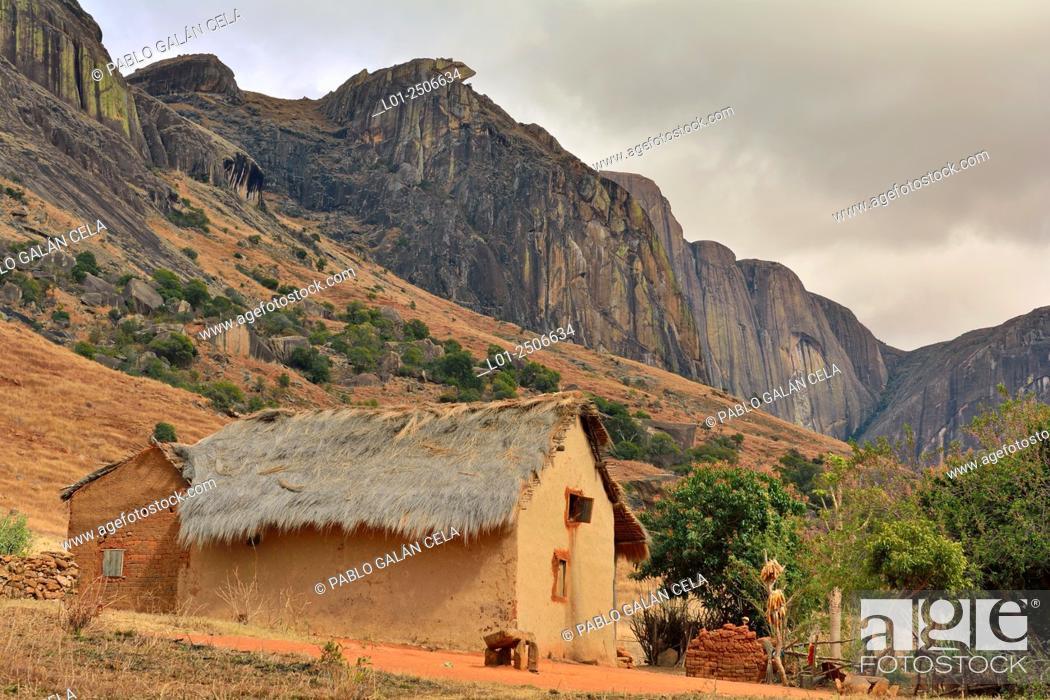 Imagen: Andringitra National Park, Madagascar.