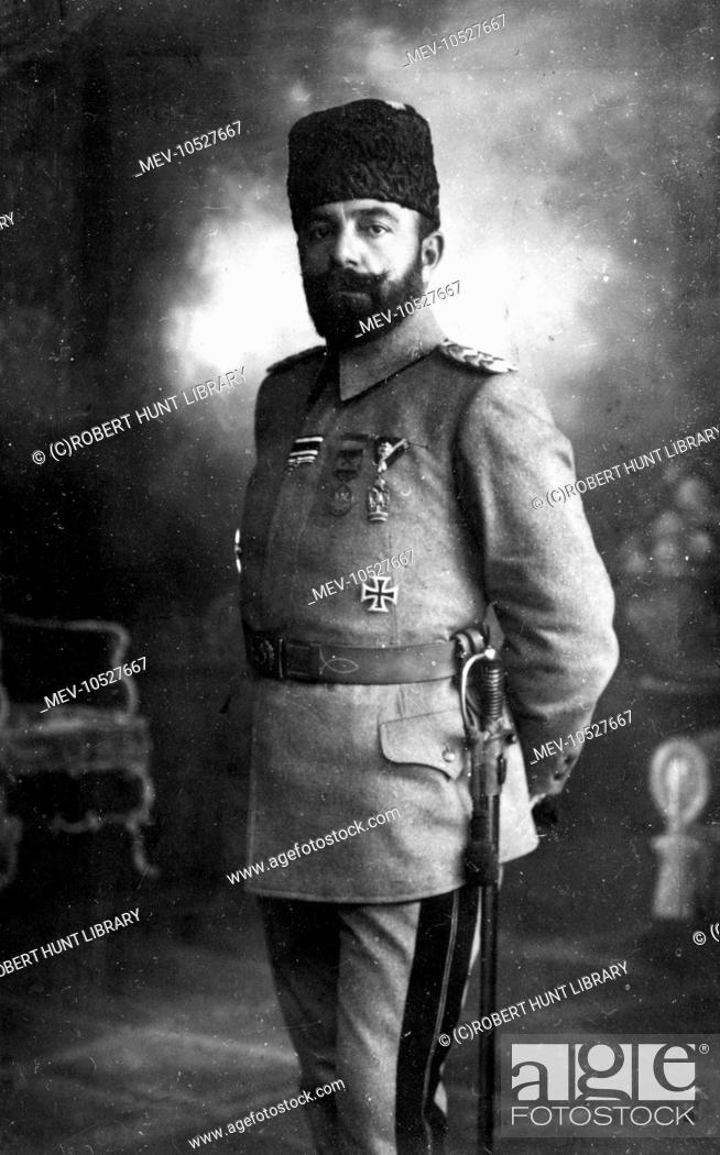 Ahmed Jemal Djemal Cemal Pasha 1872 1922 Commander In Chief Of