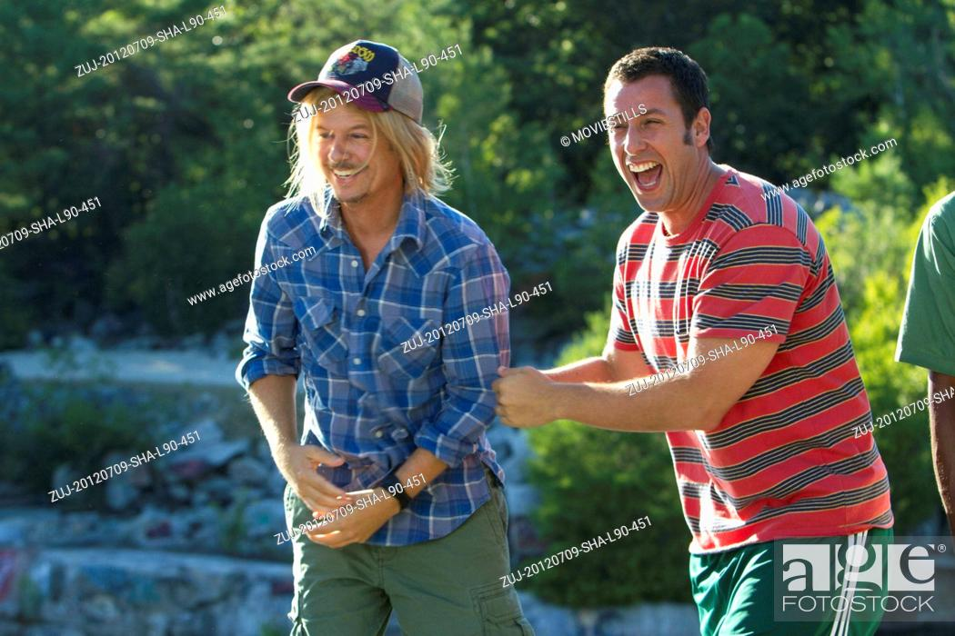Stock Photo: RELEASE DATE: July 12, 2013.TITLE: Grown Ups 2.STUDIO: Columbia Pictures.DIRECTOR: Dennis Dugan.PLOT: After moving his family back to his hometown to be with.