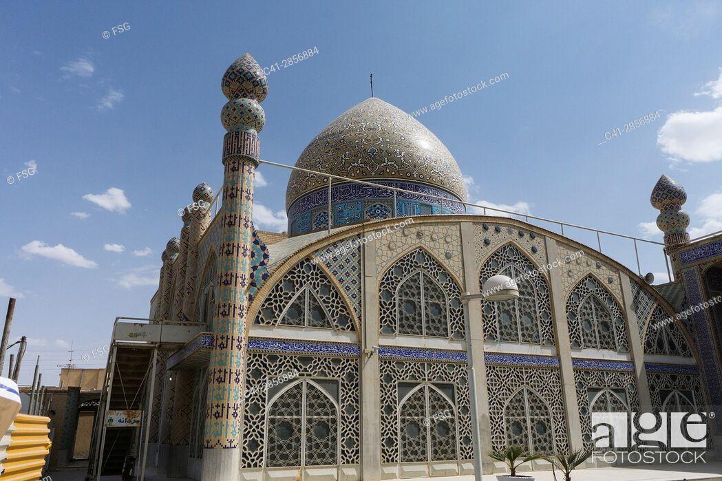 Imagen: Hazireh Mosque. Yazd. Iran.