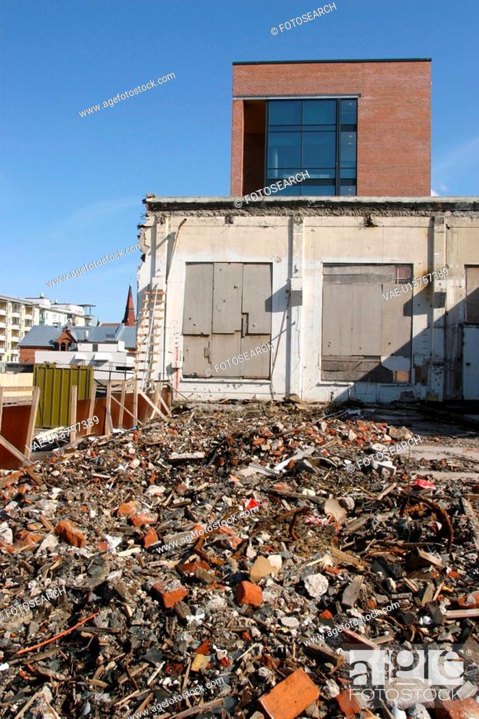 Stock Photo: trash, garbage, close-up, utility, waste.