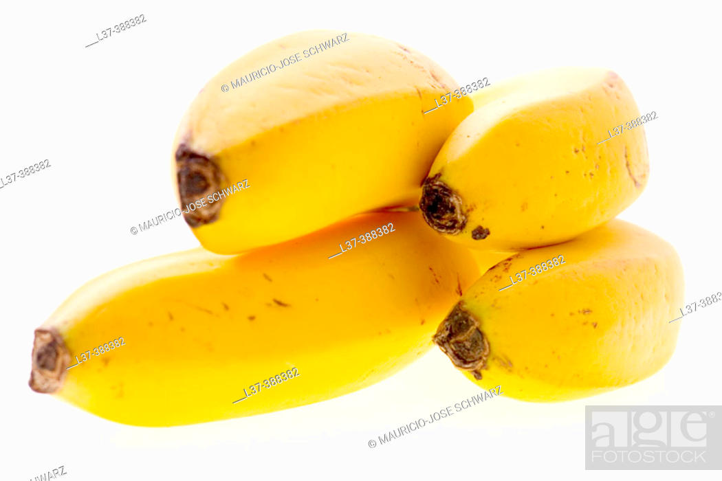 Stock Photo: Bananas.