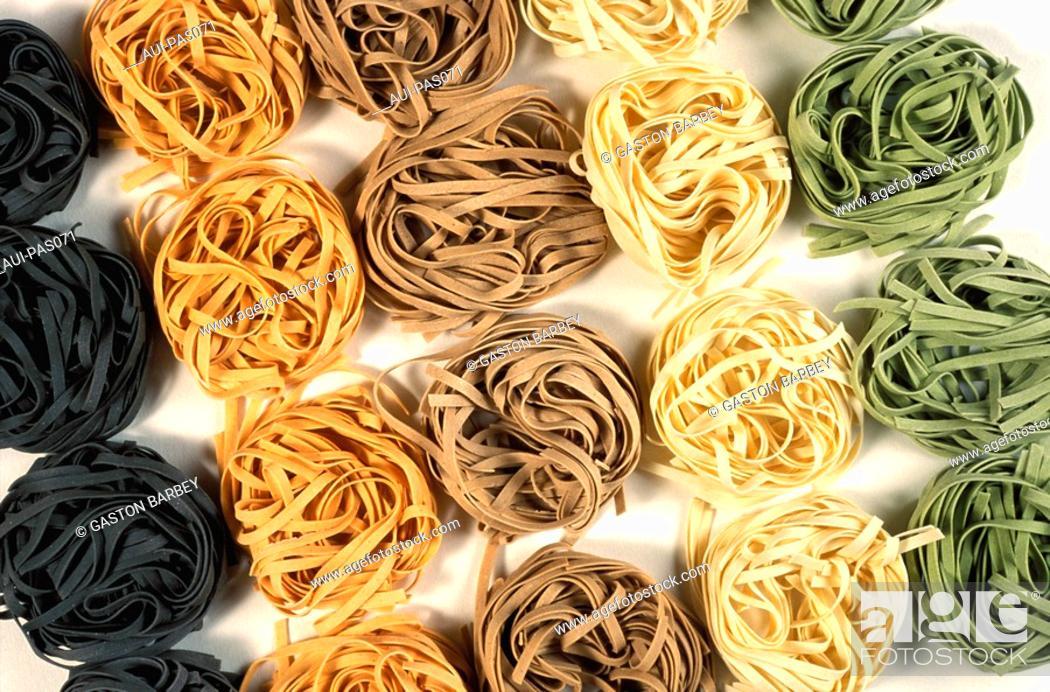 Stock Photo: Pasta - Craft Pasta.