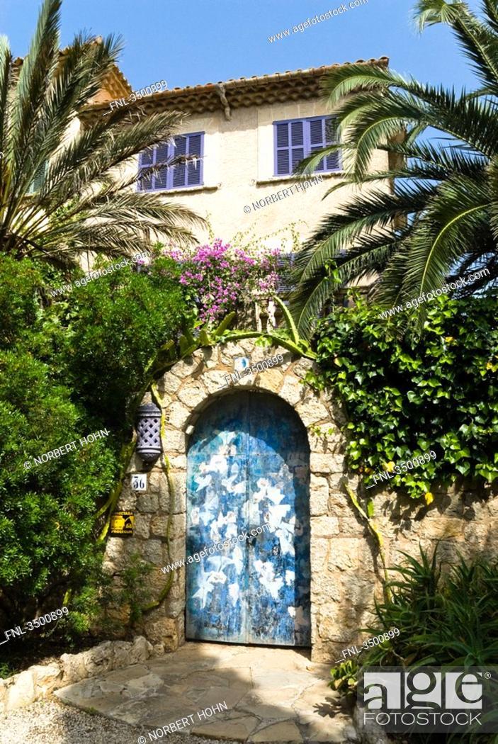 Stock Photo: Finca in Pollenca, Majorca.