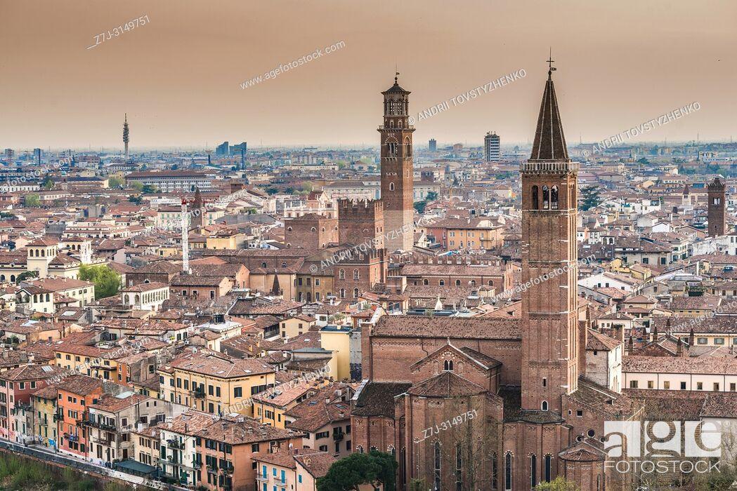 Stock Photo: Verona, Italy.