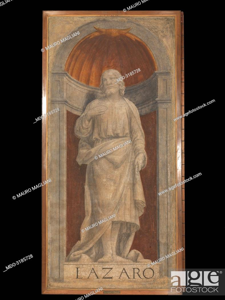 Lazarus of Bethany (Lazzaro di Betania), by Bernardino Luini