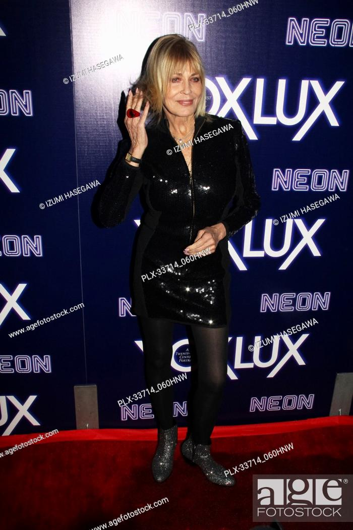 "Imagen: Joanna Cassidy 12/05/2018 The Los Angeles Premiere of """"Vox Lux"""" held at the Arclight Hollywood in Los Angeles, CA Photo by Izumi Hasegawa / HNW / PictureLux."
