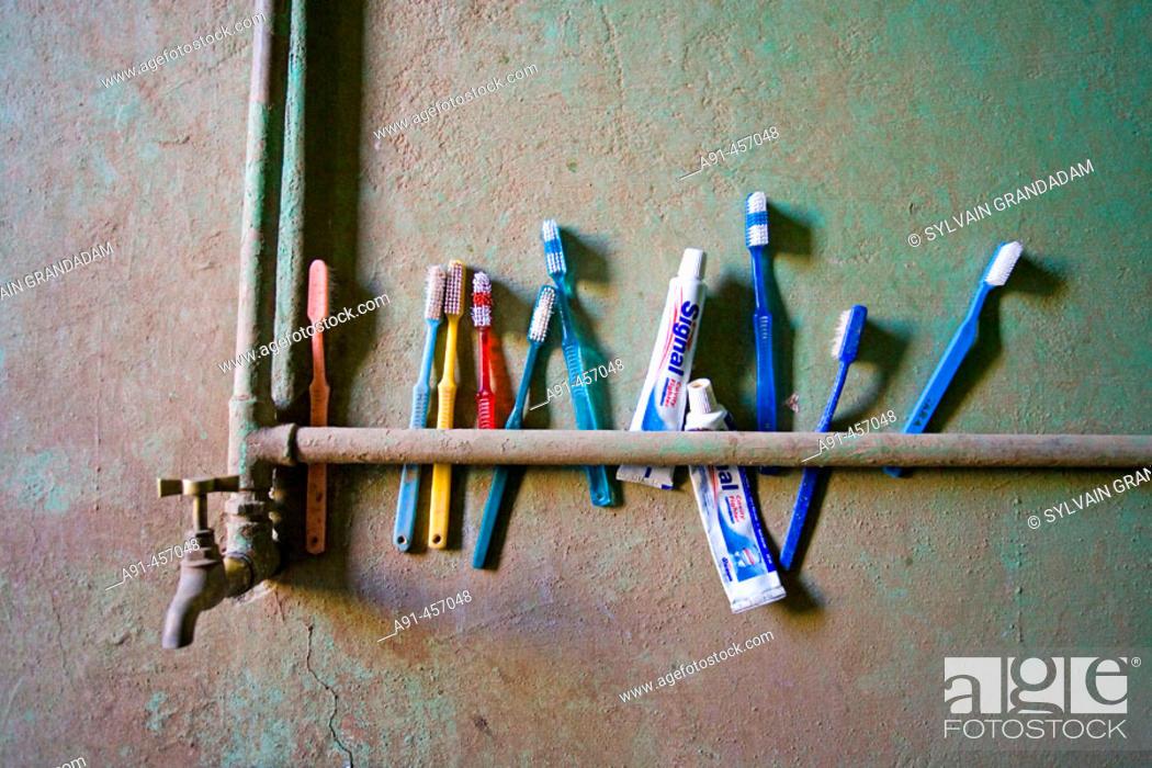 Stock Photo: Toilet, Atbarah. Upper Nubia, Blue Nile state, Sudan.