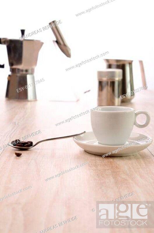 Stock Photo: Espresso.