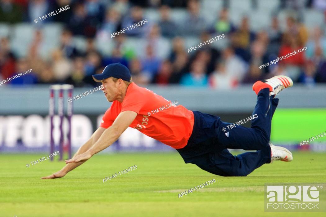 2015 T20 International Cricket England v New Zealand June 23rd
