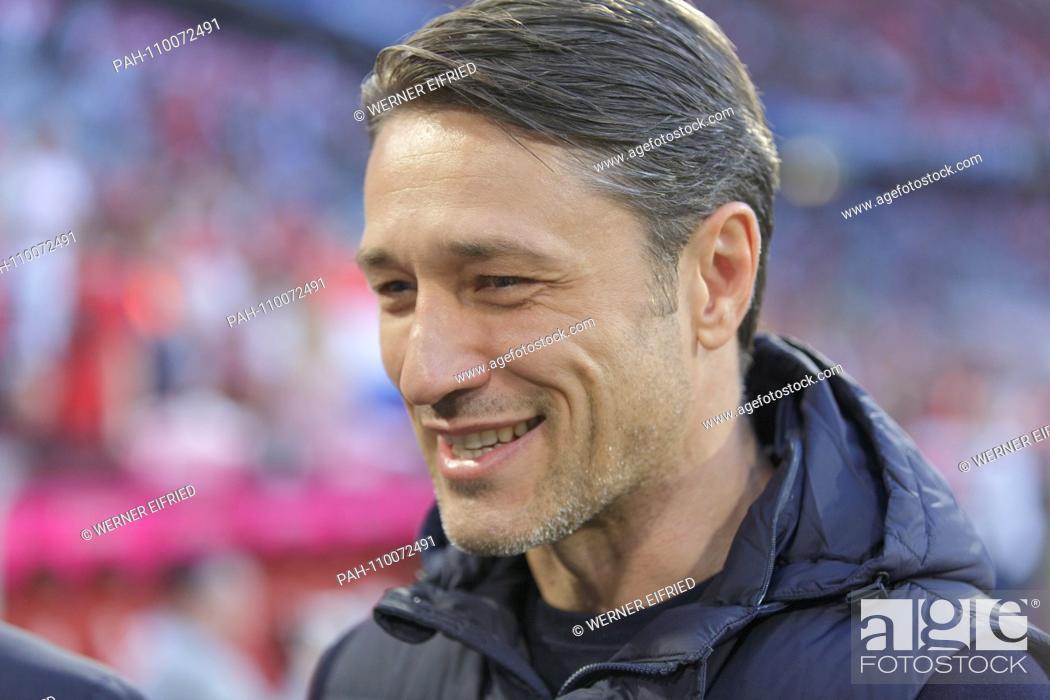 Coach Niko Kovac (FCB), Portrait / Portrait / Portrait