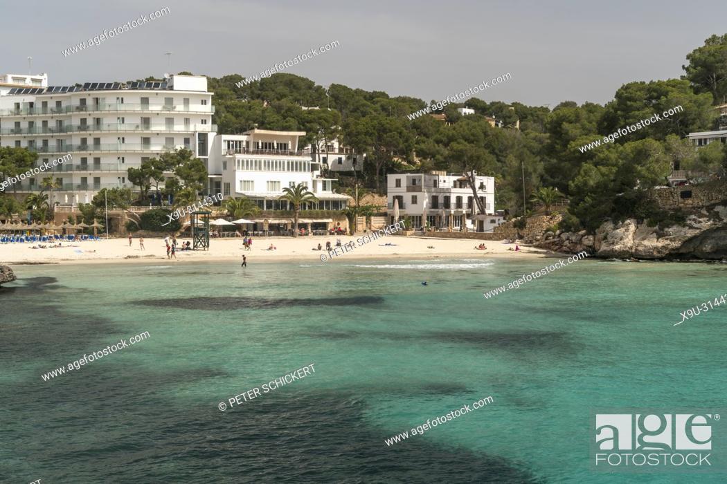 Imagen: Cala Santanyí, Mallorca, Balearen, Spanien | Cala Santanyí, Majorca, Balearic Islands, Spain, .