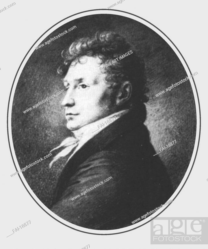 Portrait of the Composer Friedrich Kuhlau (1786-1832). Anonymous ...