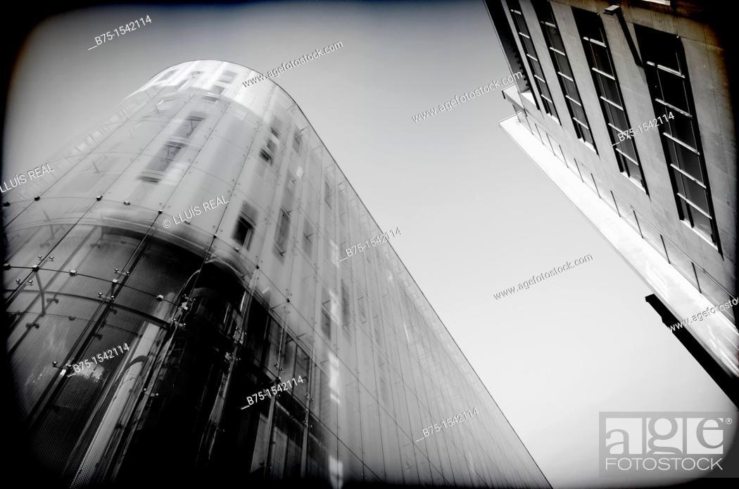 Stock Photo: Hotel W London, Leicester Square, London, England, UK, Europe.