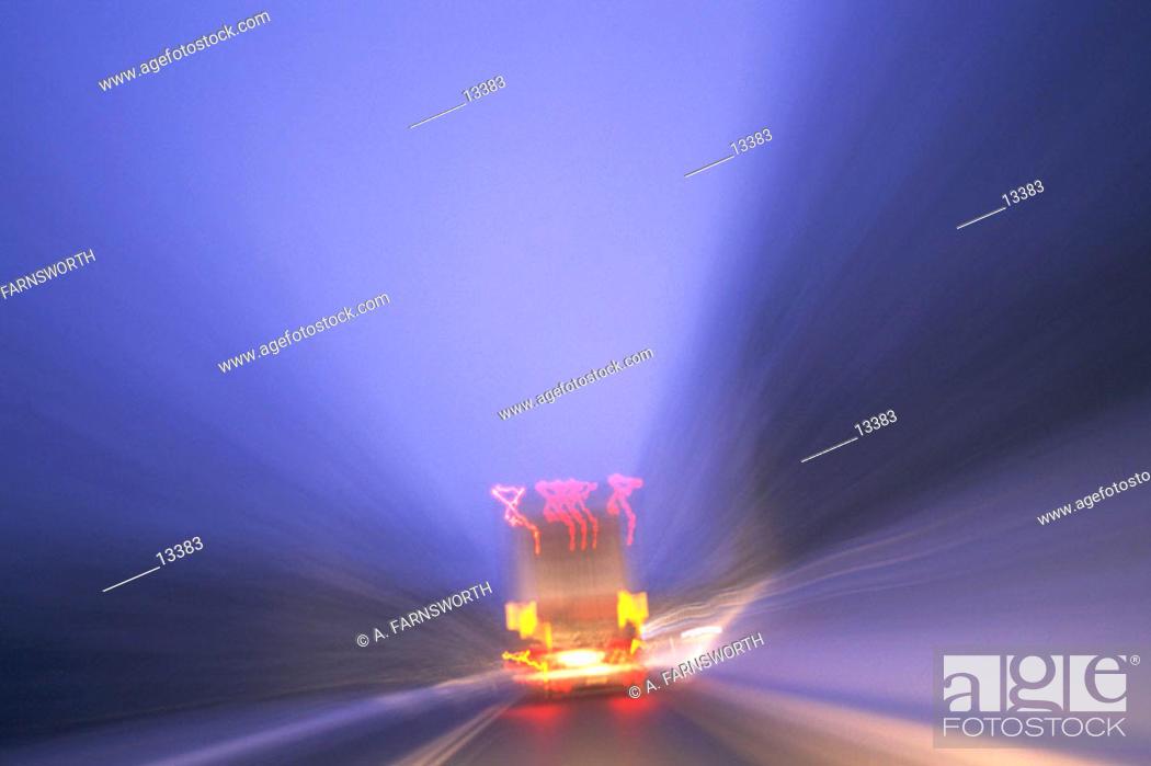 Stock Photo: Truck.