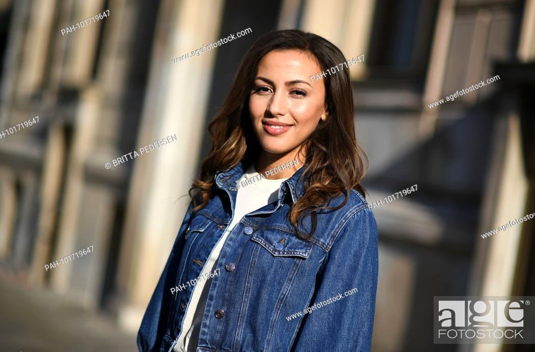 17 04 18, Berlin: The Moroccan-German singer and rapper