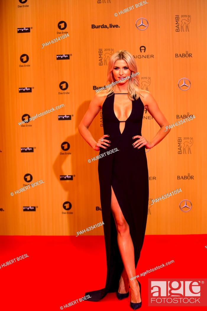 Lena Gercke Attends The Bambi Awards 2015 At Stage Theatre