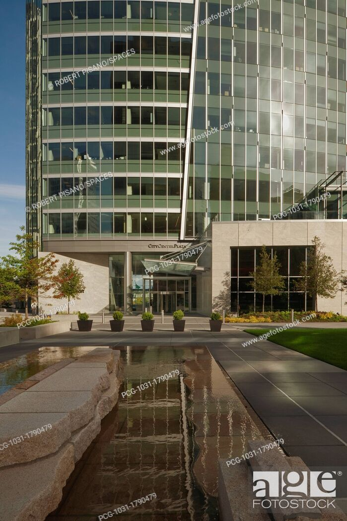 Stock Photo: Modern Building.
