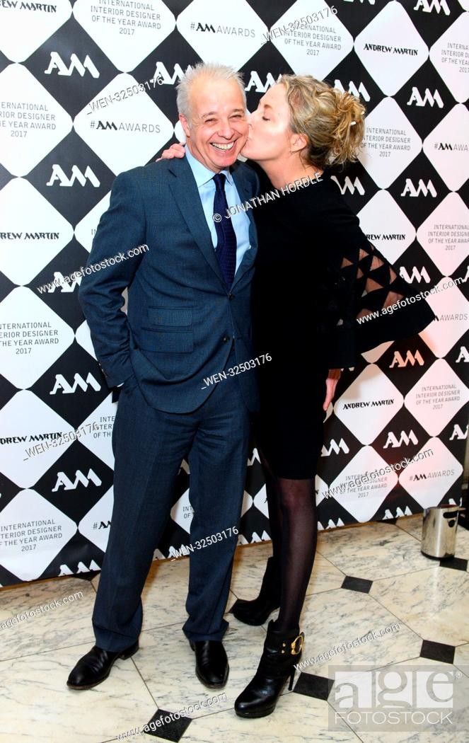 Andrew Martin International Interior Designer Of The Year Awards 2017 At The Royal Academy In London Stock Photo Picture And Rights Managed Image Pic Wen 32503176 Agefotostock